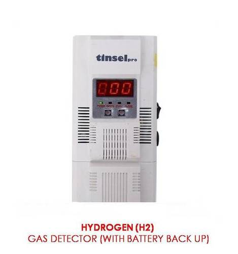 Hydrogen Gas Leak Detectors(With Battery Back Up)