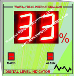 Digital Level Indicator
