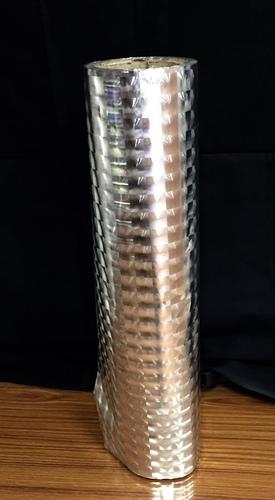 Holographic Lens Metallised Film