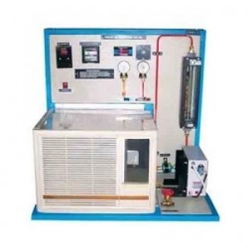 Window Type Air Conditioner Test Rig