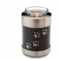 Brass Metal Pet Cremation Urn