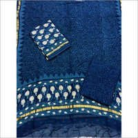 Chanderi Designer Suits