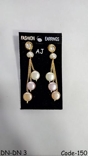 Bridal Pearl Earings