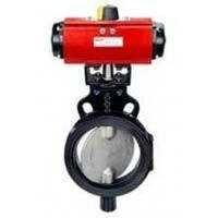 Zoloto Butterfly Valve With Actuator