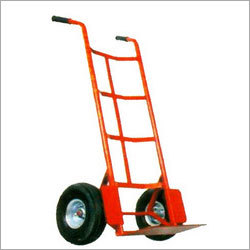 Manual Material Handling Trolley