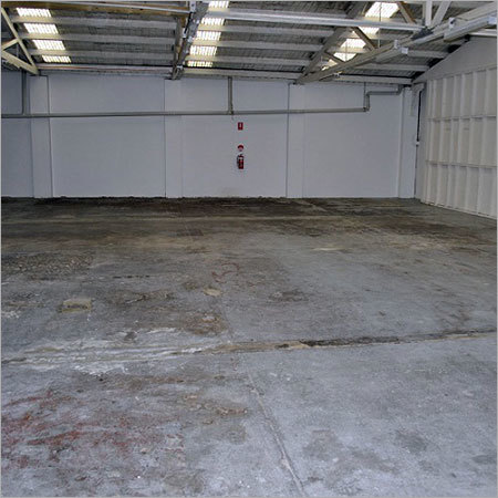 Industrial Sheds Flooring