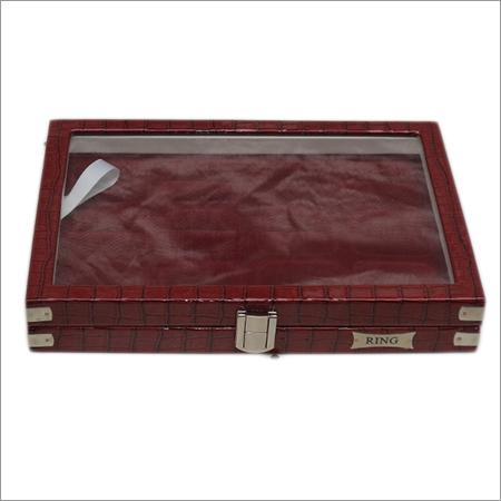 Ring Stock Box