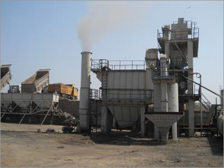 Asphalt Plant Maintenance