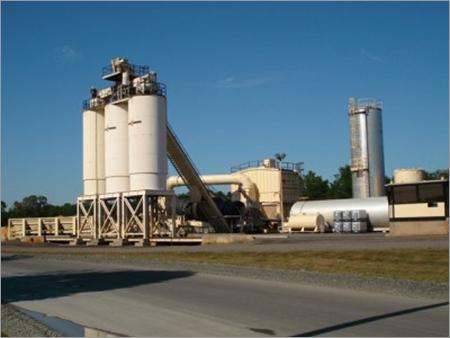 Hot Mix Asphalt Plant Maintenance