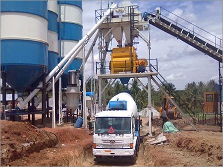 RMC Plant Maintenance