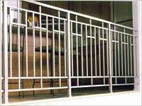 Mild Steel Railings
