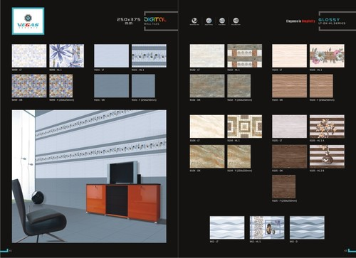 Digital Wall Tiles 250X375 mm