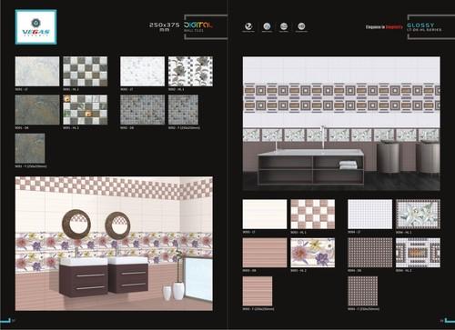Ceramic Glossy Wall Tiles