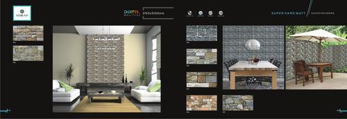 Wall Tiles 250X500 MM