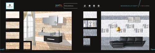 Digital Bathroom Tiles