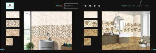 Ceramic Wall Tiles 250X500mm