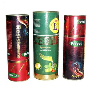 Paper Tube Container