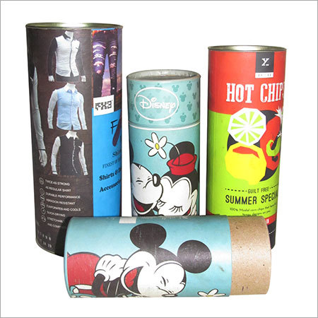 Straight Paper Tubes