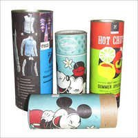 Garments Packaging Tubes