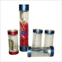 Transparent Packaging Tubes