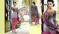 Sana Shana cotton printed suit