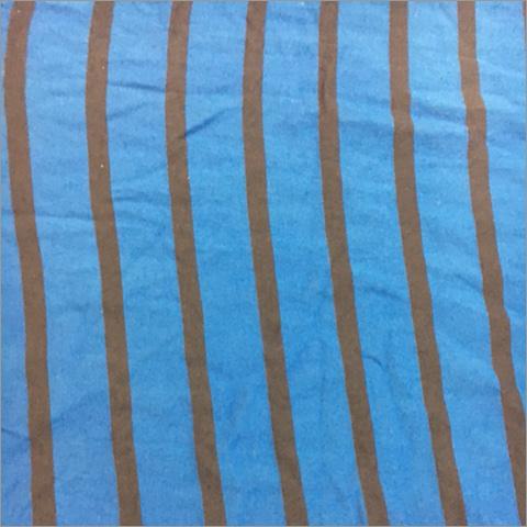 Stripe Fleece PC