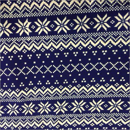 Printed Spun Fabric