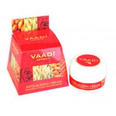Anti-Ageing Cream - Almond, Wheatgerm Oil & Rose