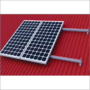 Metal Roof Mounting Structure