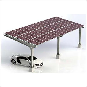 Solar Carport Mounting Structure