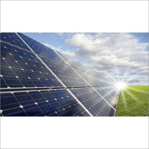 Mega Solar Power Plant