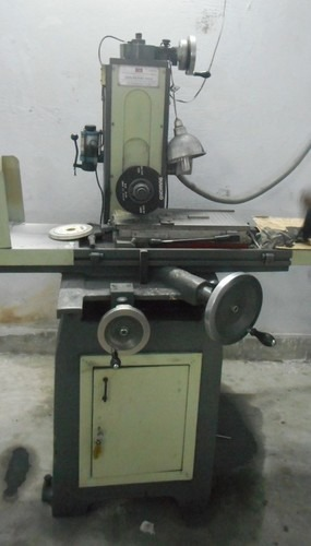 Precision turn components Surface Grinder