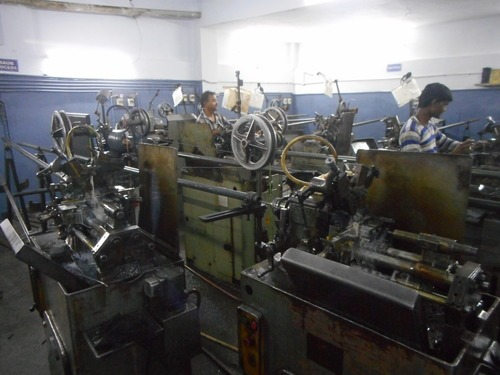 Our Manufacturing Process precision turn components