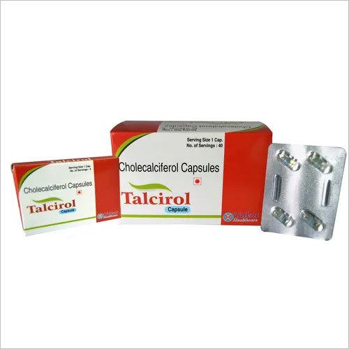 Cholecalciferol 60,000 IU Liquid Filled Capsule