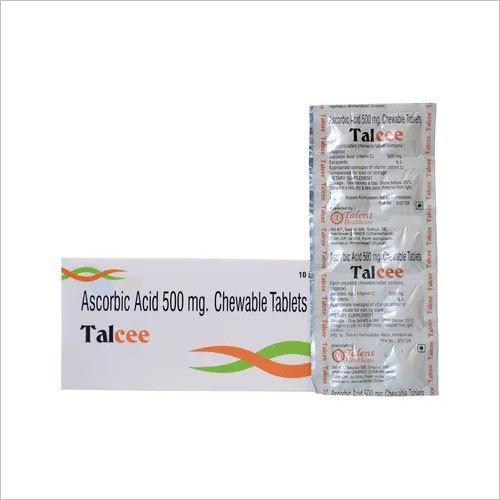 Vit.C ( Ascorbic Acid ) 500 mg