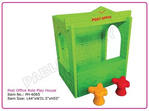 Post Office Role Play House