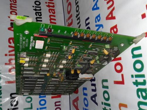 ROSEMOUNT PCB CARD