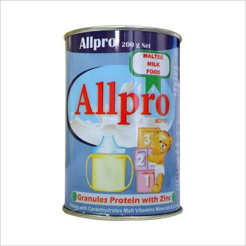 Protein Powder with zinc