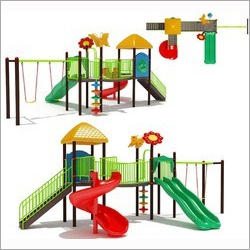 Kids Playground Multiplay System