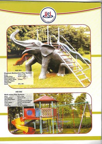 Multiaction Play Systems
