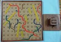 Snake & Ladder Board Game