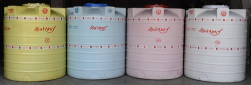 water storage plastic tank