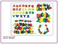Alphabet Block Set