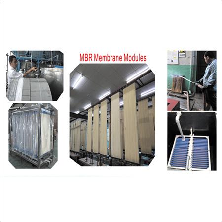 MBR Membrane Modules