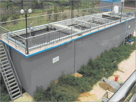 Water And Wastewater Treatment Project