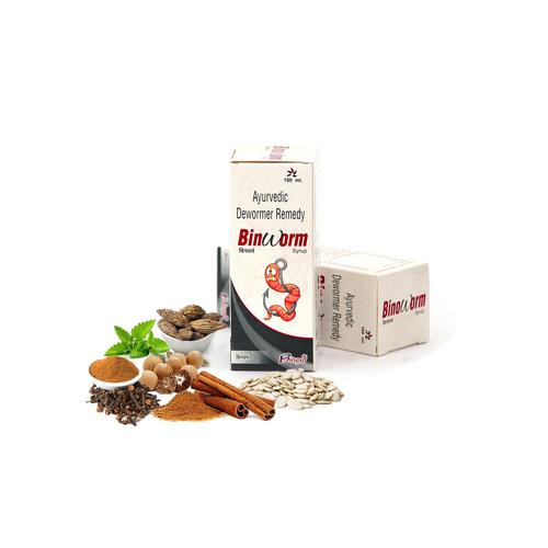 Ayurvedic Anti Hermitic Syrup