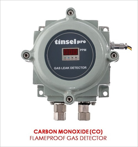 CO Flameproof Gas Leak Detector