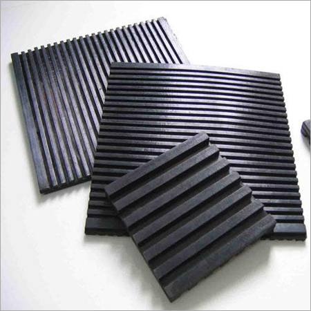 Rubber Groove Pad