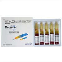 Methylcobalamin Injection, Packaging Size: 5x3 Ml, Packaging Type: Bottle Ampoules