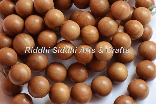 Sandalwood Misbaha Beads